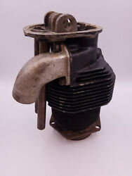 Vintage Continental A65 A70 6674 Cylinder Aircraft Airplane Engine Part 02839