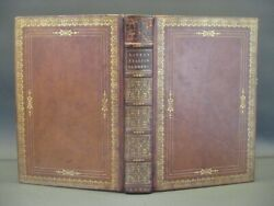 Italian Scenery From Drawings Made In 1817 Batty 1820 1st Ed Full Leather/italy