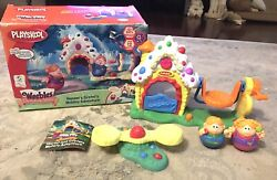 Weeble Wobble Hansel And Gretel's Wobbly Adventure Set Item 08266 In Box