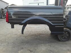 + Lincoln Blackwood Bed Assembly Rear Barn Doors / Cover Truck Doors Avail Also