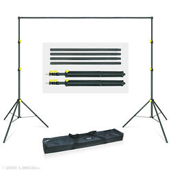 Backdrop Support Stand Kit 10x6.5ft Studio Photo Background Support System