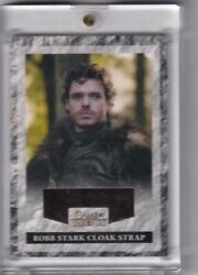 Game Of Thrones Season 3 Robb Starkand039s Cloak Strap R1a 18/56