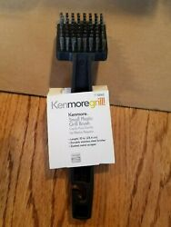 Kenmore Plastic Grill Brush For Cleaning / Scrub Bbq Grills - New 71-10062