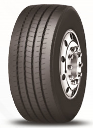 4 Tires 11-24.5 Amulet Trailer Tire 14 Ply 1124.5 11 R 24.5 Trailer
