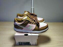 Nike Dunk Low Sb Stussy Cherry   Size 10   Style 304292-671 Good Condition