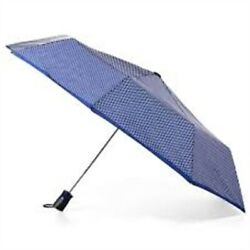 NWT Totes Auto Open Folding Umbrella with NeverWet® and SunGuard® $18.45