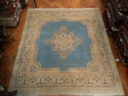 11 X 12 Authentic Hand Knotted Semi-antique Rug Pix-23599