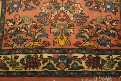 Authentic Hand-knotted 3x10 Rug La-52519