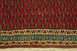 Authentic Hand-knotted 3x10 Rug La-52764
