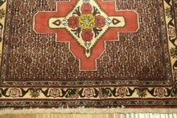 Authentic Hand-knotted 3x13 Eb Seneh Runner La-52440