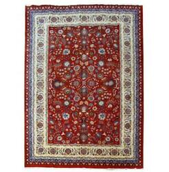 10x15 Authentic Hand Knotted Oriental Rug B-80706