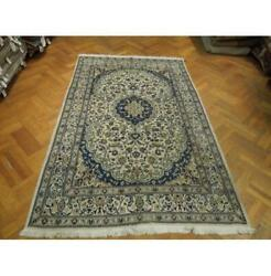 6x10 Authentic Hand Knotted Semi-antique Rug Pix-23638