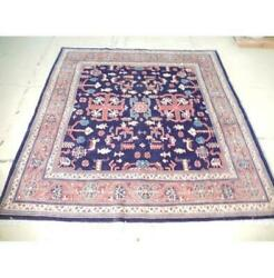 7x8 Authentic Hand Knotted Fine Oriental Rug B-72303