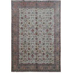 11x16 Authentic Hand-knotted Oriental Signed Rug B-82274