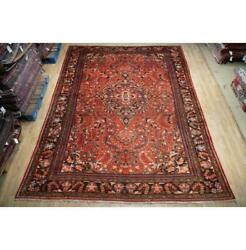 9x13 Authentic Hand Knotted Lilihan Oriental Rug B-74778