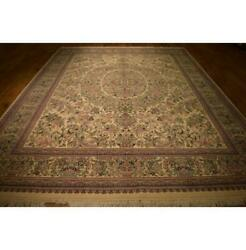 9x12 Authentic Hand Knotted Rug La-53076