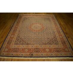 Fascinating 7x8 Authentic Hand-knotted Rug La-52655