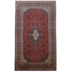 10x16 Authentic Hand-knotted Oriental Signed Rug B-82307