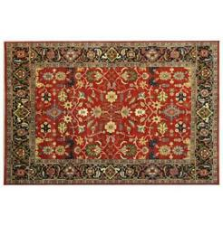 10x14 Authentic Hand Knotted Rug B-78824