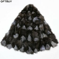 Fur Inner Liner Does Not Contain Fur Collar Outer Shell Real Fur Coat Fox Fur