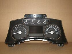 2011 11 Ford F150 Truck King Ranch / Lariat Speedometer Cluster 77k