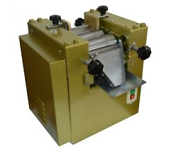 S65 Three Roll Grinding Mill Grinder Machine For Lab Applications 110v