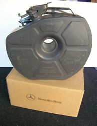 Big 9l Reserve Canister Gas Spare Tyre Tire Jerry Can Mercedes Mb S Se G-class