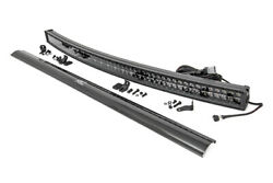 Rough Country 54 Inch Curved Cree Led Light Bar - Dual Row - 46800 Lumens