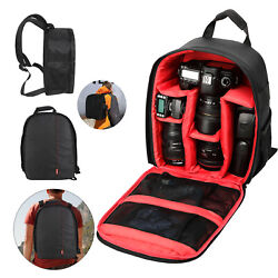 Large Camera Backpack Bag for Canon Nikon Sony DSLR amp; Mirrorless by Altura Photo $19.97