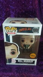 Funko Pop Movies Zombieland Bill Murray 1000 - Limited Edition Chase