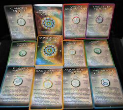 Sealed New Positive Astrology Cards And Booklet Enhance And Enrich Your Life