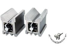 Magnetic V Block 8 -200x150x100mm Hardened And Grounded Highpower Set Of 2 Piece