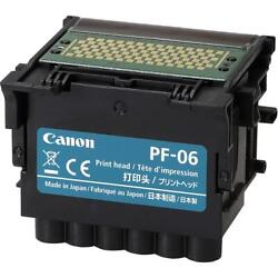 Canon Pf-06 Print Head For Tx 3000 And Tx 4000 Wide Format Printers 2352c003ab
