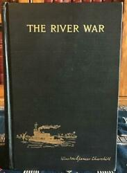 1899 The River War Account Of The Reconquest Of The Soudan By Winston Churchill