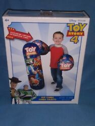 Hedstrom Toy Story 4 36 Bop Bag And Gloves Combo Fun Coordination
