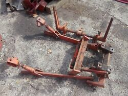 Allis Chalmers Wd Wd45 45 Styled Ac Wc Tractor 3pt Hitch Assembly