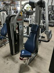 Star Trac Inspiration Chest Press Gym Exercise Weight Stack Machine
