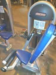 Star Trac Instinct Chest Press Commercial Gym Exercise Weight Stack Machine