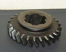 Nos 1941-1942 Willys Models 441 And 442 Low / Rev Slider Gear T84g-12b Warner