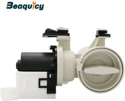 Washer Drain Pump W10130913 Fit For Whirlpool Replacement Wpw10730972 W10117829