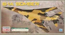 B1a Usaf Bomber -- Plastic Model Airplane Kit -- 1/144 Scale -- 0048051145950