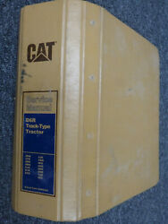 Caterpillar Cat D6r Track Type Tractor Shop Service Repair Manual Book S/n 2hm