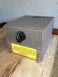 Vintage Drs Data And Imaging Systems 502500-07 Video Recorder Ro-632/avh-1