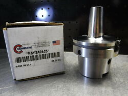 Command Hsk100 5/8 Shrink Fit Tool Holder 3.63 Projection H6y3a0625 Loc2081a