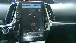 17 18 Toyota Prius Prime Am Fm Display Screen Assembly