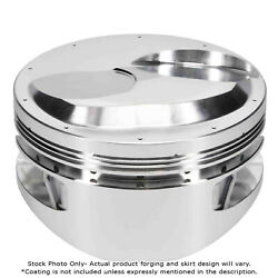 Je Pistons For Chevy Big Block Big Chief Nitrous Series 4.610 Inch Bore 243322