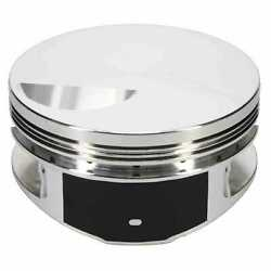 Je Pistons For Chevy Big Block Flat Top 4.310 Inch Bore 257974