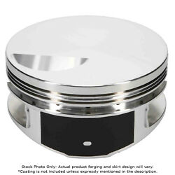 Je Pistons For Chevy Big Block Flat Top 4.625 Inch Bore 282044