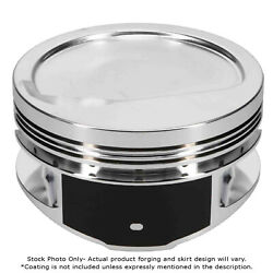 Je Pistons For Chevy Big Block Inverted Dome 4.610 Inch Bore 281922