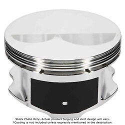 Je Pistons For Chevy 350 Small Block Light Weight 4.030 Bore 3.50 Stroke 105041